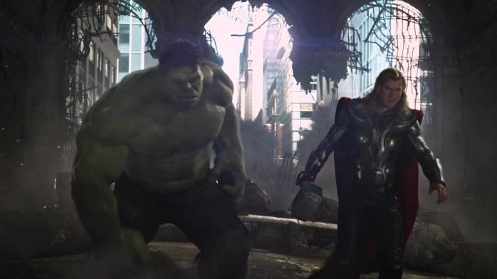 Hulk - Thor: Ragnarok