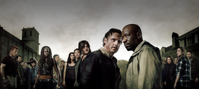 Foto promocional sexta temporada The Walking Dead