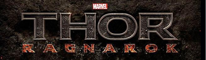 Thor Ragnarok - logo nuevo