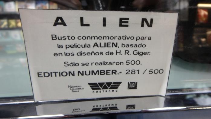 Alien numeracion