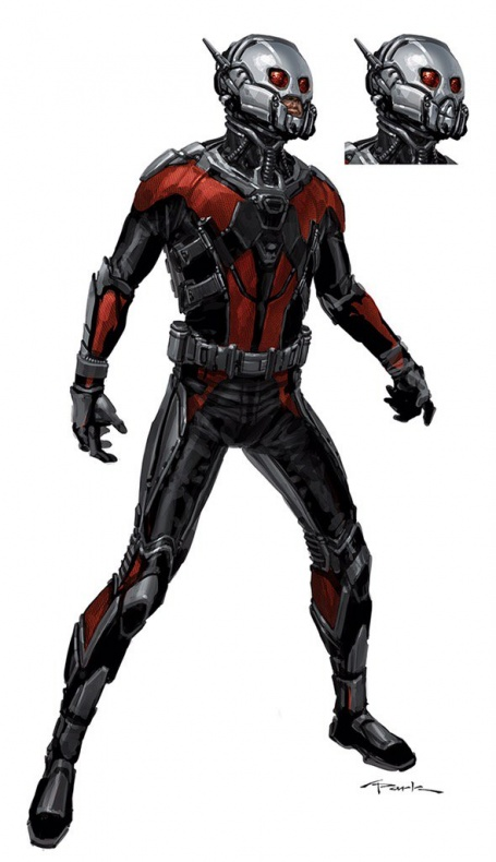 Ant-Man Andy Park 2
