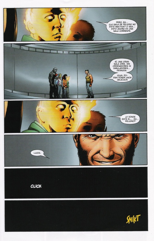 Astonishing X-Men 3