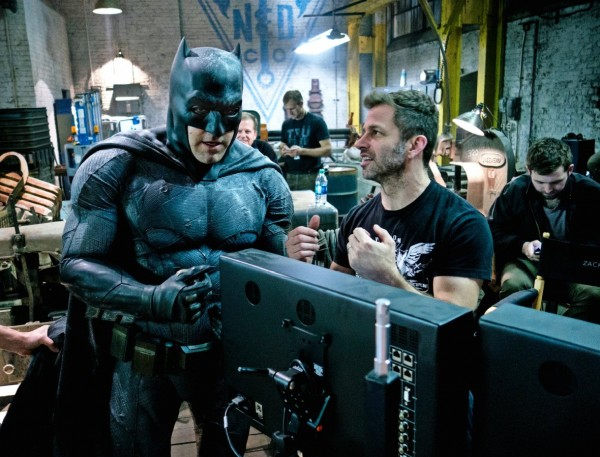 Batman and Zack Snyder
