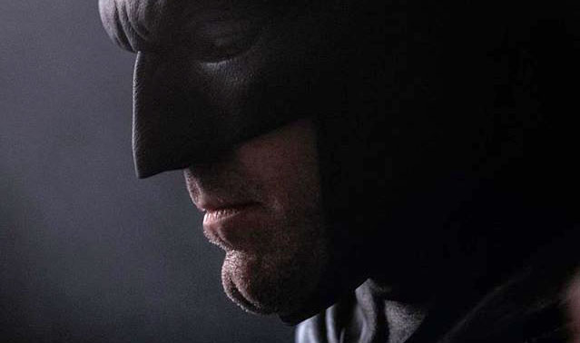Batman solo Affleck