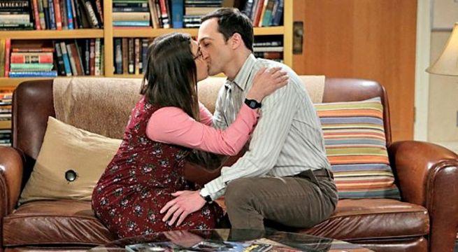 Big Bang Theory Sheldon Amy