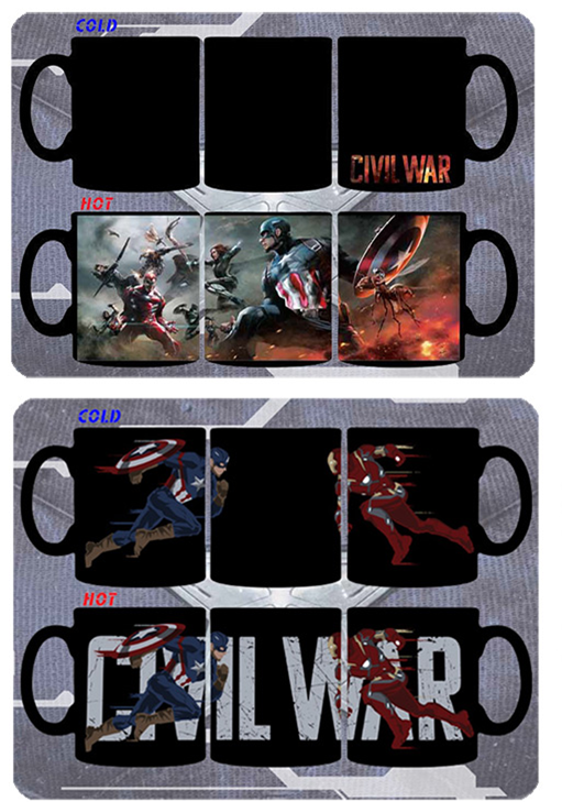 Captain America: Civil War tazas 04