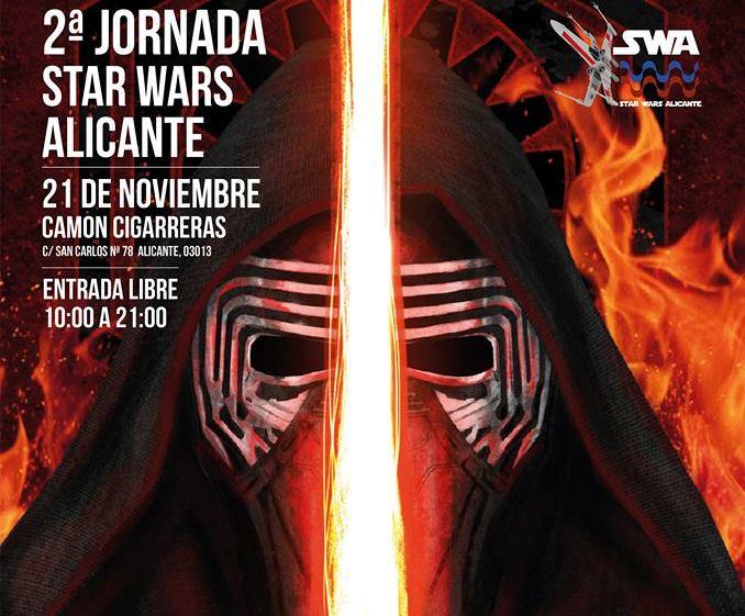 Cartel Jornada SW Alicante destacada