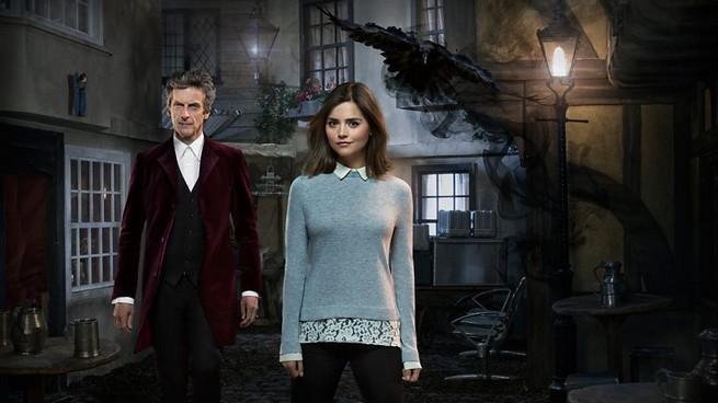 Clara Face the Raven
