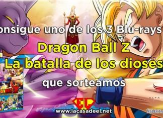 Sorteo Dragon Ball