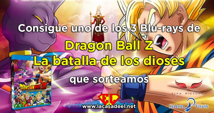 Sorteo Dragon Ball