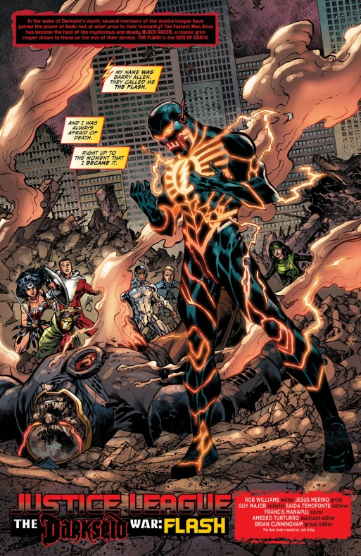 Darkside War Flash 2