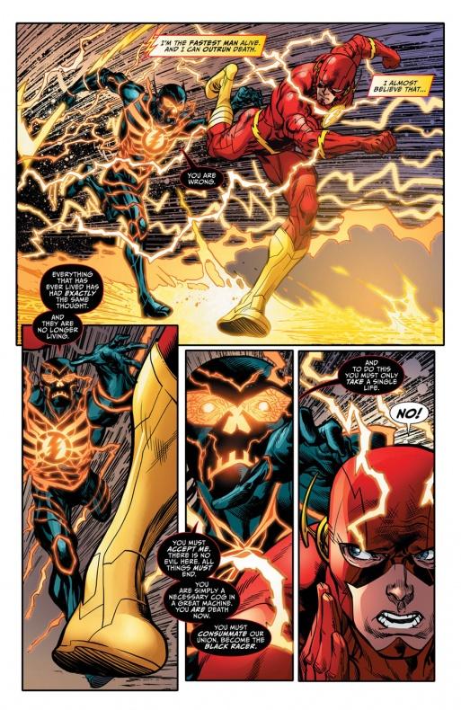 Darkside War Flash 5