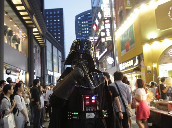 Darth Vader Corea
