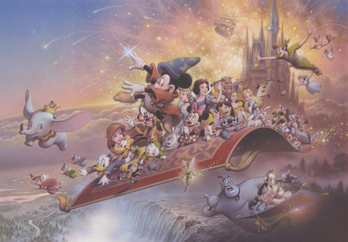 Disney-Sanda