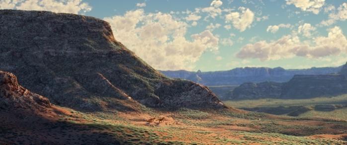 El viaje de Arlo: Crítica