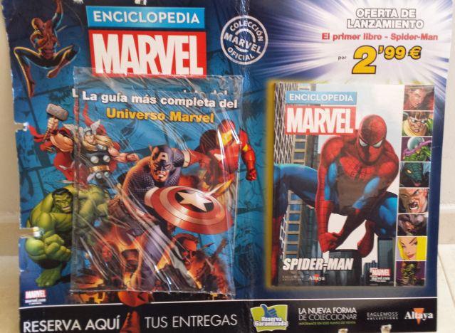 Enciclopedia Marvel 01