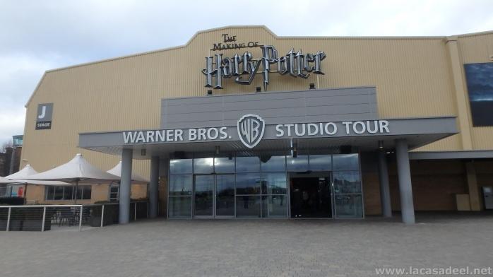 Exterior estudios Harry Potter