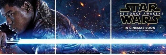 Finn Star Wars Banner