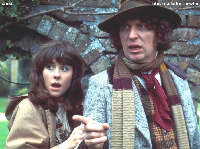 Fourth Doctor & Sarah Jane Smith