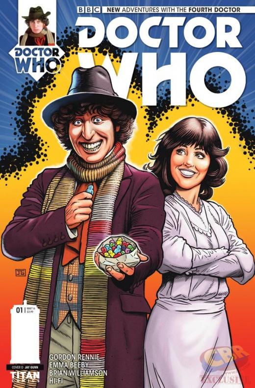 Fourth Doctor Titan 02