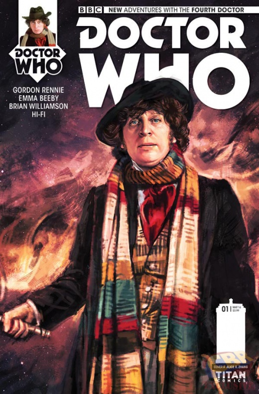 Fourth Doctor Titan 03