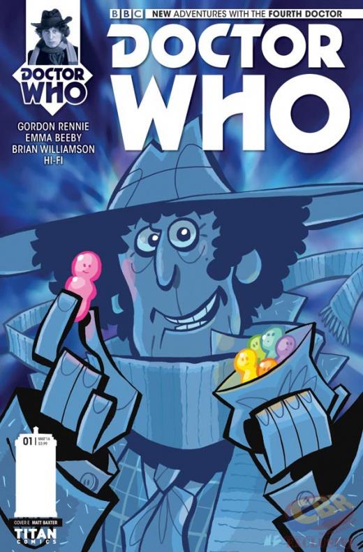 Fourth Doctor Titan 05