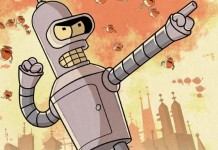 Futurama Game of Thrones Destacada