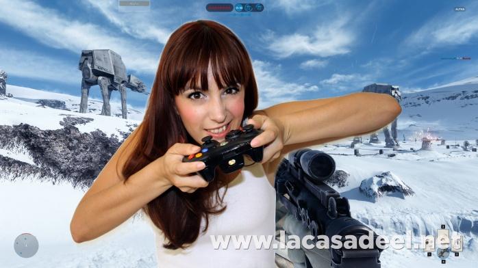 Gina Tost - Star Wars Battlefront