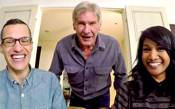 Harrison Ford SW for Change