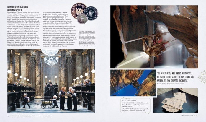 Harry Potter Lugares 1