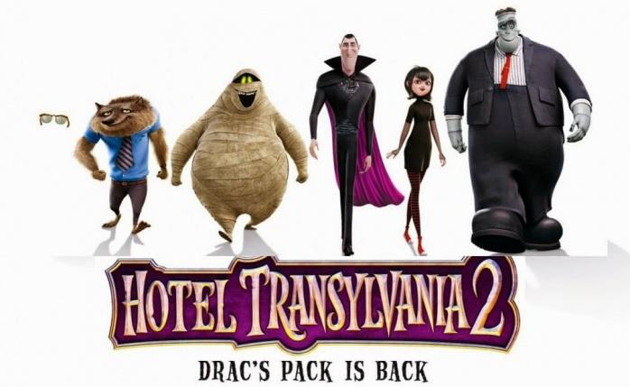 Hotel Transylvania 2 poster 1