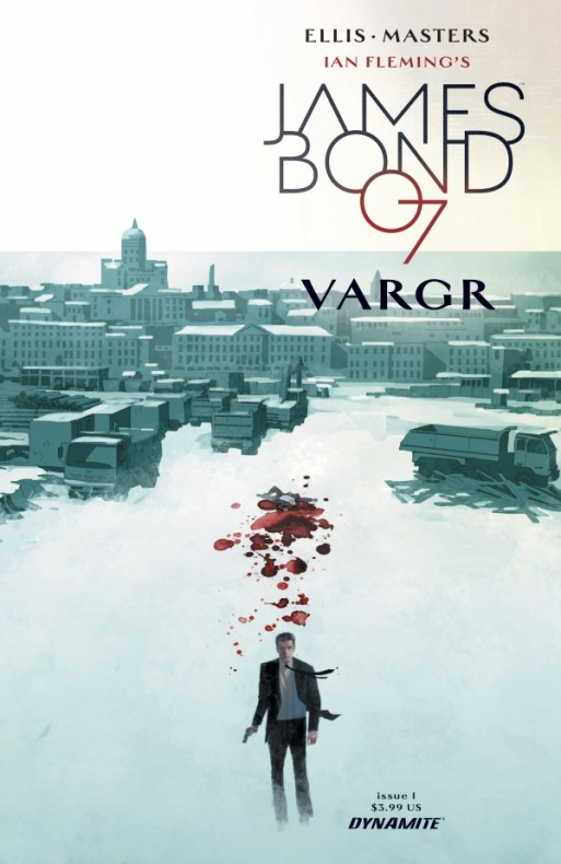 James Bond Warren Ellis