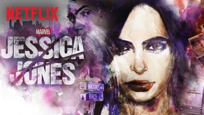 Jessica Jones - cartel destacada
