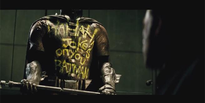 Jokes is on you Batman