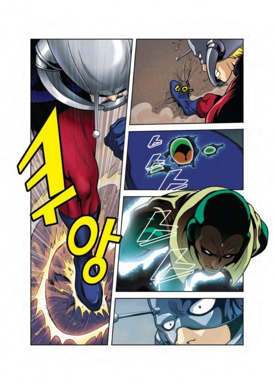 K Avengers 1