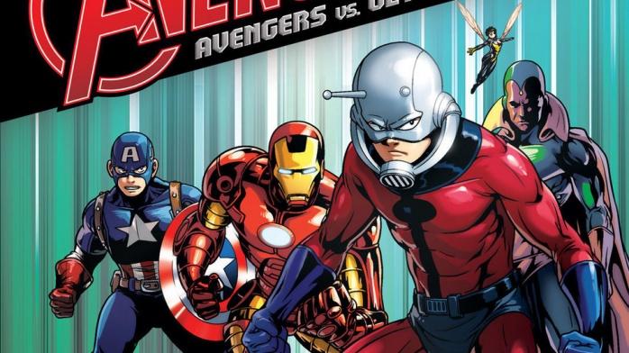 K Avengers 4