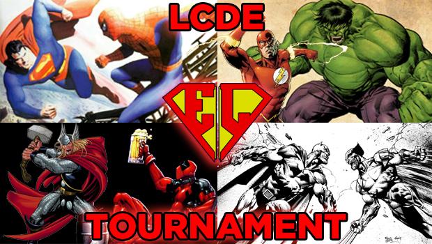 LCDE Tournament - Cuartos de final