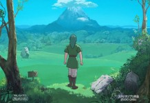 Legend of Zelda Studio Ghibli Destacada