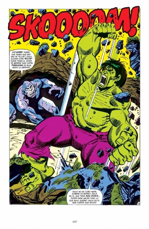 El Increíble Hulk: Perdonado