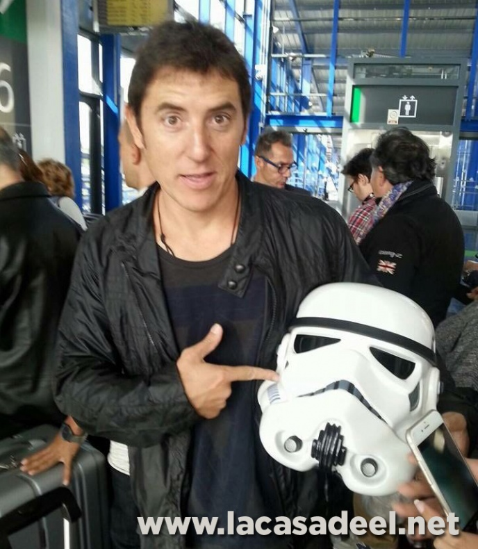 Manel Fuentes - Star Wars