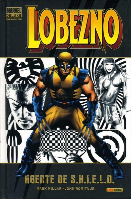 Marvel Deluxe Lobezno