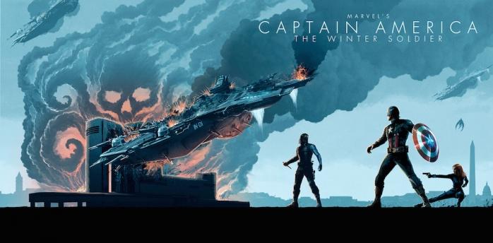 Marvel Fase 2 Capitán América el soldado de invierno