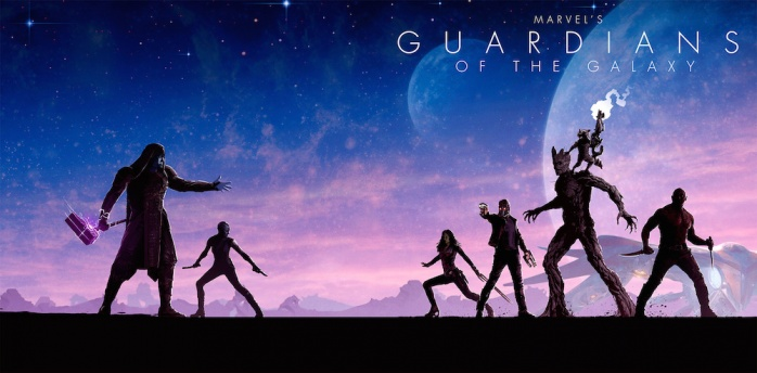Marvel Fase 2 Guardianes de la Galaxia