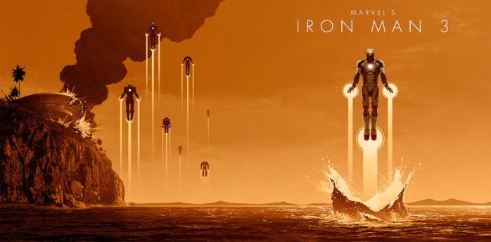 Marvel Fase 2 Iron Man 3