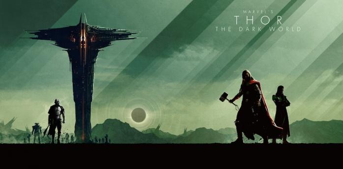 Marvel Fase 2 Thor el mundo oscuro