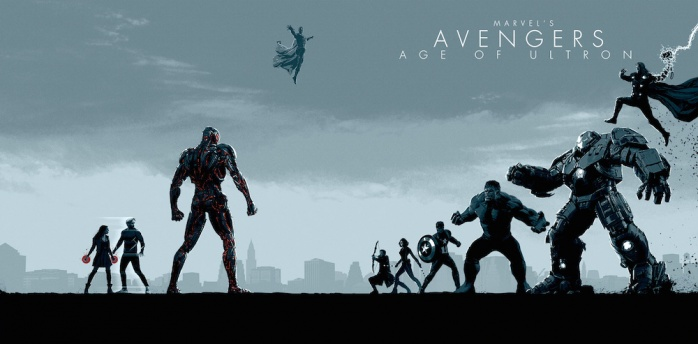 Marvel Fase 2 Vengadores la era de Ultrón