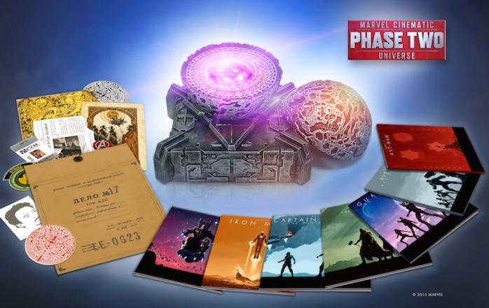 Marvel Fase 2 coleccionista