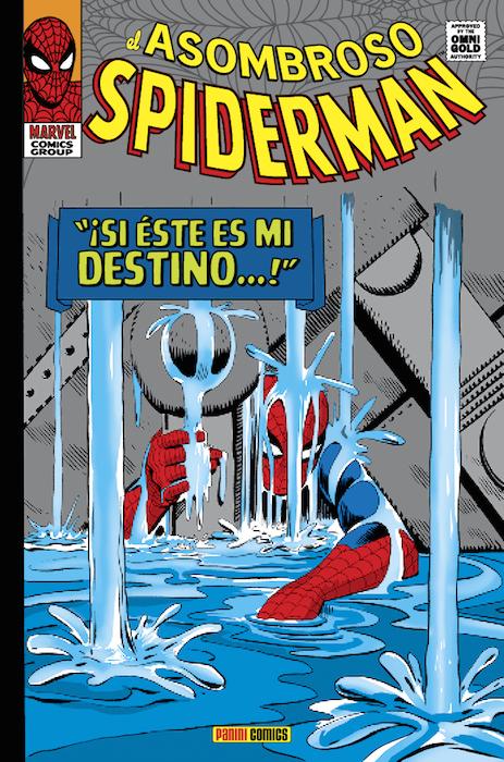 Marvel Gold Spider-Man 2