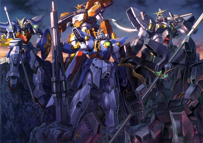 Mobile Suit Gundam Alternate