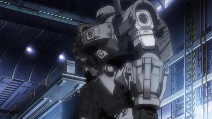 Mobile Suit Gundam The Origin II 2